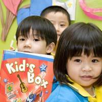 Rối trí dạy con học tiếng Anh
