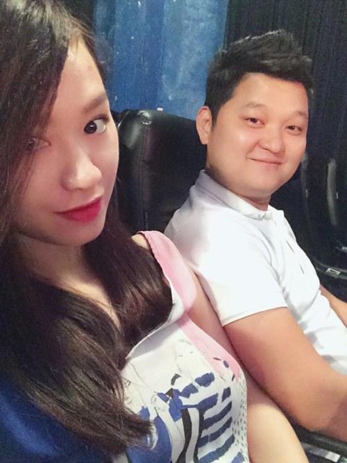 tra my idol khoe bung bau o thang thu 7 - 5