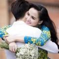 Làng sao - Ngắm ảnh cưới lãng mạn, đơn giản của HH Diễm Hương