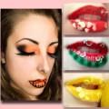 Làm đẹp - Cô gái nổi tiếng với biệt tài trang điểm môi 3D