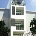 Nhà đẹp - Thiết kế nhà ở kết hợp cho thuê trên đất 72m2