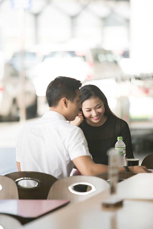 "mc nguyen khang ru ""ban gai"" di thai lan - 6"