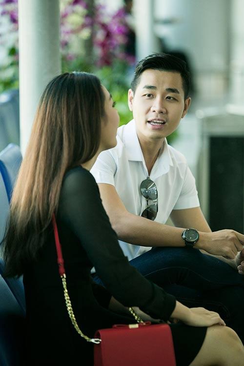 "mc nguyen khang ru ""ban gai"" di thai lan - 8"
