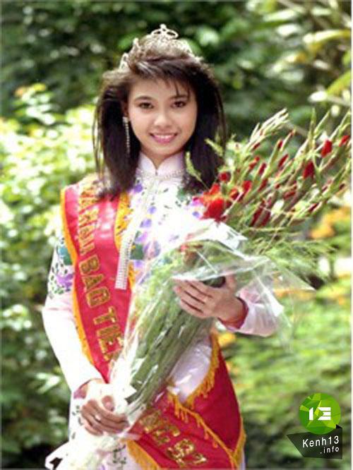 khoanh khac dang quang cua hoa hau viet - 4