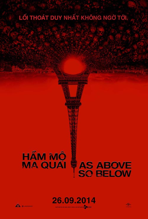 "kham pha bi mat ben trong ""ham mo ma quai"" - 1"