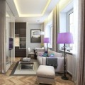Nhà đẹp - Mẹo sắp xếp nội thất cho nhà nhỏ dưới 35m2