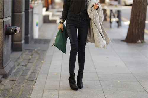Kéo chân dài miên man với 3 cách kết hợp jeans - 4