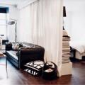 Nhà đẹp - 11 kiểu vách ngăn giúp phòng nhỏ hết chật