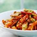 Bếp Eva - Salad mực kiểu Hàn tươi ngon, hấp dẫn