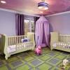 10 chú ý AN TOÀN khi thiết kế phòng trẻ sơ sinh