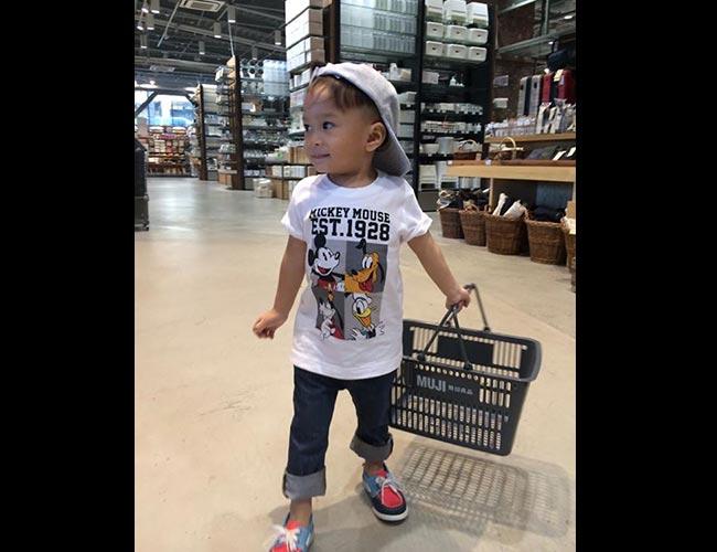Con trai Thanh Thảo giống bố ngỡ ngàng