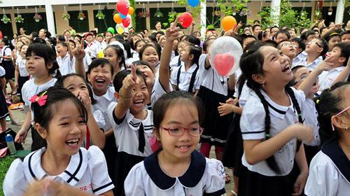 TP.HCM: Bỏ điểm 0 và học sinh giỏi bậc tiểu học-1