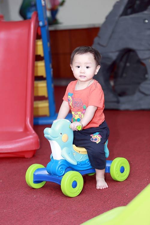 Những nhóc tỳ song sinh đáng yêu của Sao Việt-8