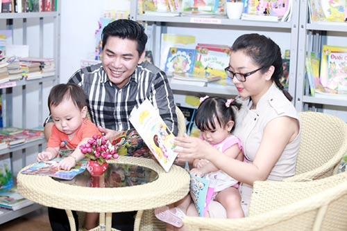 Những nhóc tỳ song sinh đáng yêu của Sao Việt-6