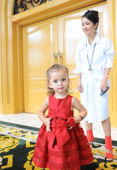 Những nhóc tỳ song sinh đáng yêu của Sao Việt-3
