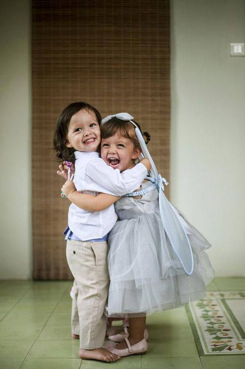 Những nhóc tỳ song sinh đáng yêu của Sao Việt-1