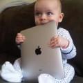 Tin tức - Trẻ em Mỹ mê iPad hơn cả đồ ăn