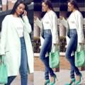 Thời trang - Kéo chân dài miên man với 3 cách kết hợp jeans