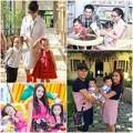 Làng sao - Những nhóc tỳ song sinh đáng yêu của Sao Việt