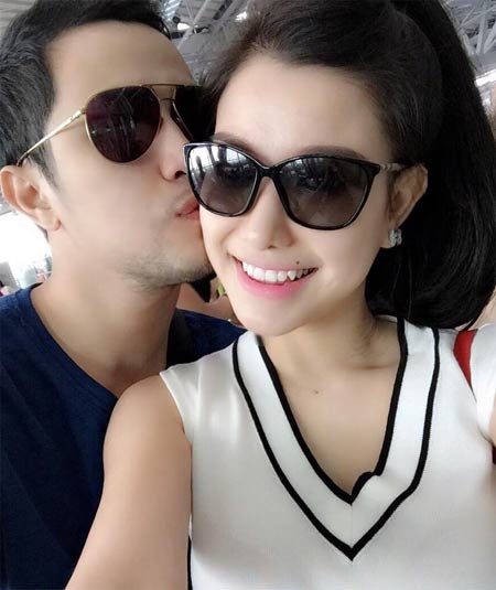 Subeo cùng bố ngắm pháo hoa ở Hà Nội-14