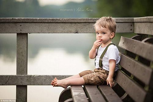 Ảnh tuyệt đẹp cha chụp con trai suýt chết hụt-9