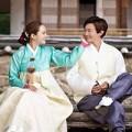 Lộ thêm loạt ảnh cưới như phim cổ trang của Chae Rim