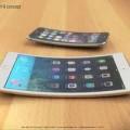 Ảnh dựng iPad mini 2014 phiên bản cong mềm mại