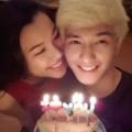 """Làng sao - Hoàng Oanh thừa nhận yêu """"phi công trẻ"""" Huỳnh Anh"""