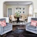 Nhà đẹp - Thiết kế nhà chung cư 120m2 phù hợp cho gia đình trẻ