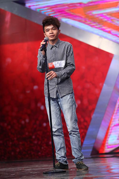 """vn's got talent: thi sinh hung bien, bgk """"nhan mat"""" - 8"""