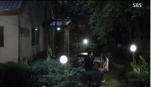 "me man nha bi rain trong phim ""my lovely girl"" - 4"
