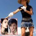 Làng sao - Trương Bá Chi giảm 7 kg sau tin Phong - Phi tái hợp
