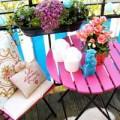 Nhà đẹp - Nét duyên từ những ban công rực rỡ sắc hoa