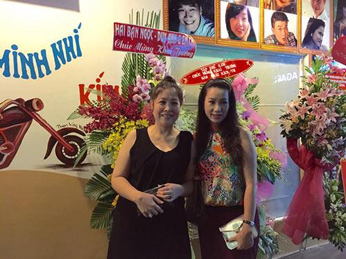 "trinh kim chi xinh dep ngay len chuc ""hieu truong"" - 1"