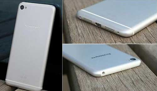 lenovo sap ra smartphone giong het iphone 6 - 1