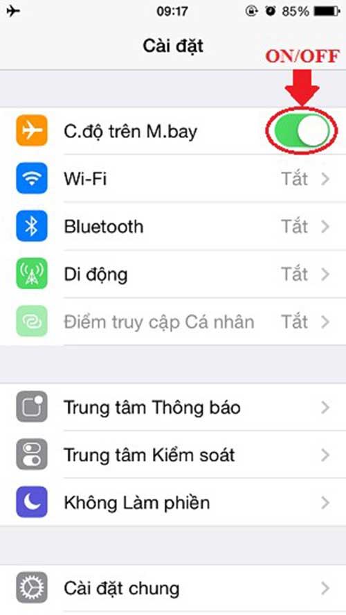 18 hanh dong nguoi dung vo tinh lam hao pin iphone - 6