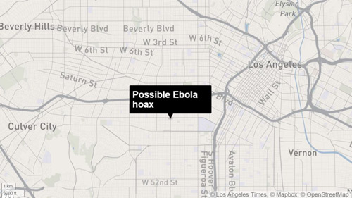 """khi """"tu than"""" ebola bi mang ra lam tro dua - 1"""