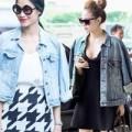 Thời trang - Học sao Việt cách nâng tầm cho chiếc áo khoác denim