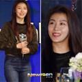 """Làng sao - """"Hoàng hậu Ki"""" Ha Ji Won lộ mặt bóng nhẫy"""
