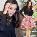 Làng sao - Cựu Hoa hậu Hàn táo bạo diện xuyên thấu