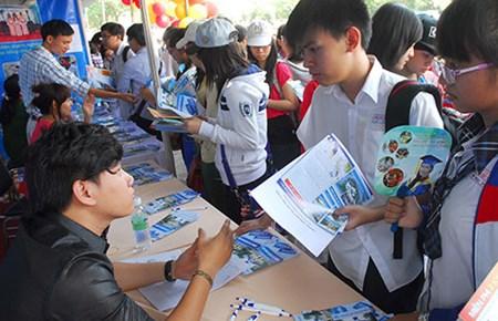 1/1/2015, cac truong dh phai cong bo de an tuyen sinh - 1