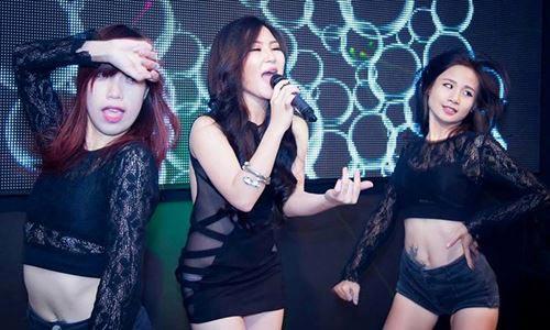 """huong tram cong khai """"da deu"""" hot blogger - 2"""