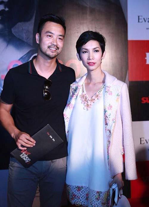 """xuan lan khong phai """"nguoi den sau"""" dinh ngoc diep - 6"""