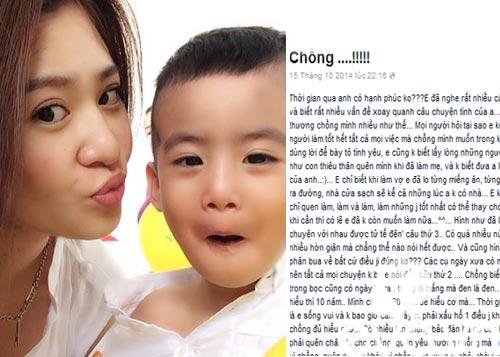 """tam su """"vui vi chong duoc nguoi khac yeu"""" hut nghin like - 3"""