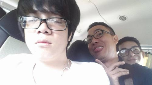 con gai thanh trung don sinh nhat 4 tuoi cung me - 8