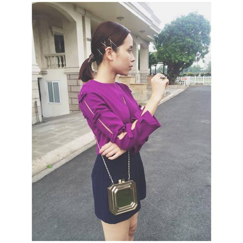 con gai thanh trung don sinh nhat 4 tuoi cung me - 11