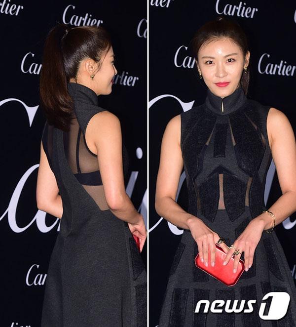 """yoon eun hye khoe duong cong """"danh bat"""" ha ji won - 9"""