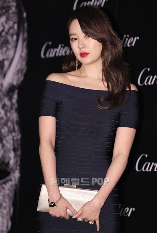 """yoon eun hye khoe duong cong """"danh bat"""" ha ji won - 2"""