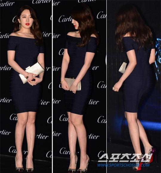 """yoon eun hye khoe duong cong """"danh bat"""" ha ji won - 3"""
