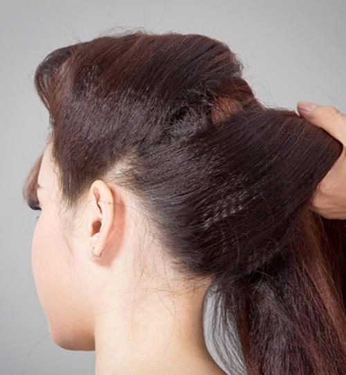 2 kiểu tóc cô dâu đẹp rạng rỡ khiến chú rể ngất ngây - 10
